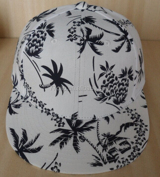 Screen Print Snapback Hat Maker Manufacturer in China