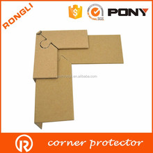 wholesale Brown good quality V-board paper corner edge protector
