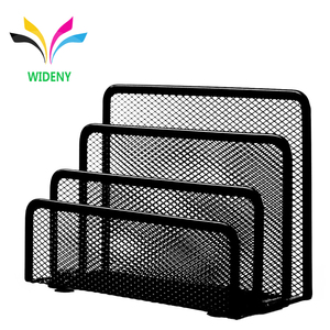 Office school supply mesh metal desk mesh mail sorter