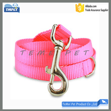 Nylon pet accessories leashes custom dog leash