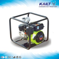 Kailt 2 inch farm irrigation movable diesel water pump made in China