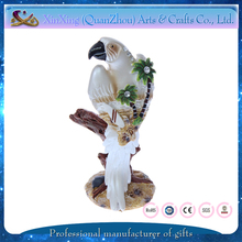 wholesale resin bird shape show pieces for home decoration