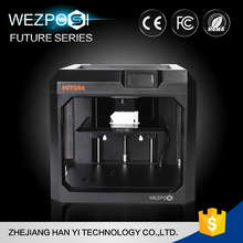 2017 New Arrival High Accuracy, Stability and Speed Mini Hanyi FDM 3d printer