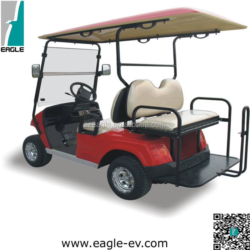 Electric off road utility carts EG2028KSZ,club car golf buggy,car import,cheapest golf car for sale