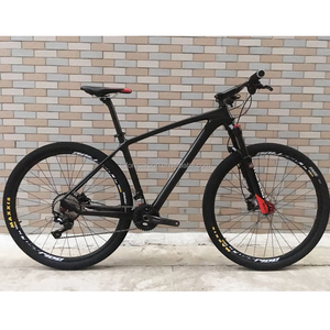 "100% Carbon fiber mountain bike 29"" tire/29er Professional racing carbon fiber mountain bike mtb"