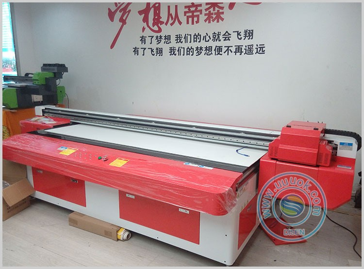 Industrial mass production high resolution UV cell phone case printing machine