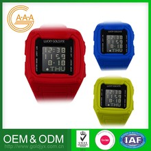 Factory Direct Sales Oem Silicone Watches Lowest Price Cute Design Custom Men'S Silicone Watches