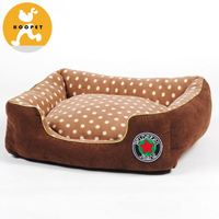 Personalized beautiful girl dog beds