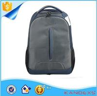 guangzhou trendy handbag factory light gray school handbags Mountaineering bags