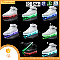 Wholesale Shoes Rechargeable Led Light Up