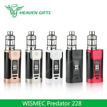 HeavenGifts E Zigaretten Wholesale 228W 4.9ml / 4.6ml WISMEC Predator 228