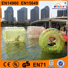 Big discount top quality inflatable water roller used walking in roller on sale