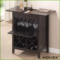 Modern Dry Bar and Wine Cabinet/Bar Furniture/Homex_BSCI