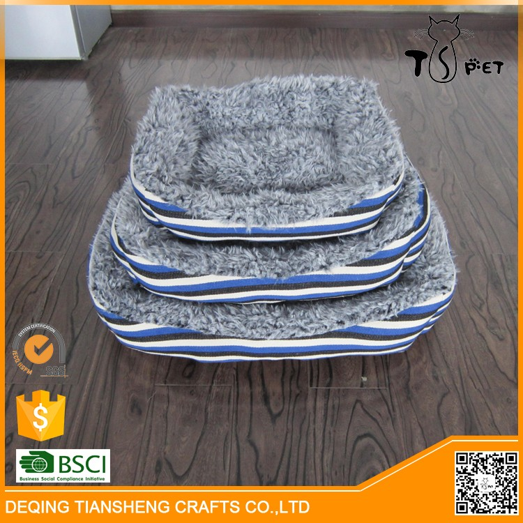 Eco-Friendly Materials Customized plush cat bed