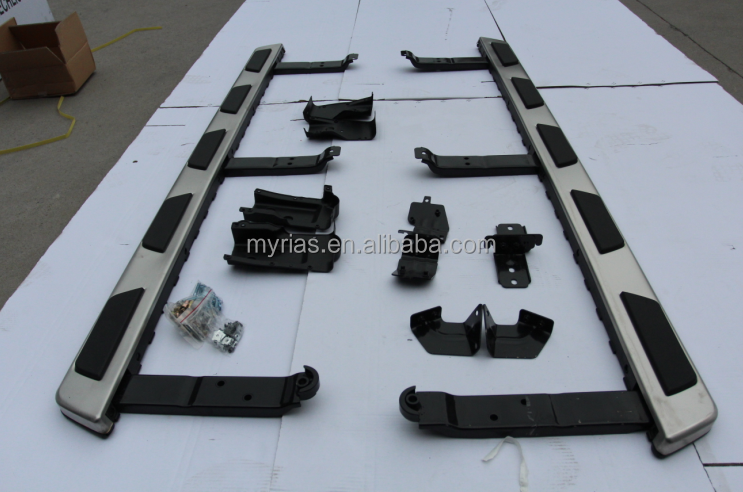 side step OEM style for audi q7 2010 2011 2012 2013 2014