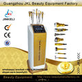 8 in 1 vertical 3D needle free mesotherapy facial care equipment