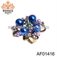 Fashion Ring Fine Jewelry Gold Ring Jewellery