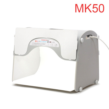 new products for 2016 innovative product sanoto photo studio light box photography light box-mk60 led