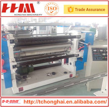 Customrized 1300mm masking tape,ttr and roll slitting machine