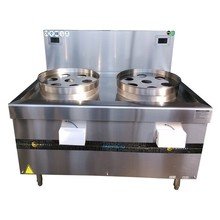 Commercial electric food steamer for dim sum