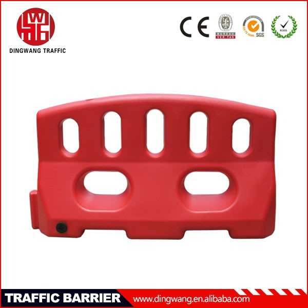 Blowing molding small road barrier gate