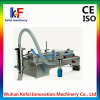 liquid soap production line filling machine