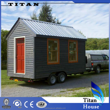 Prefabricated Movable Trailer Tiny House