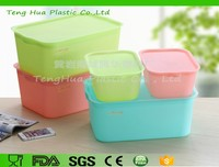 Household Effects PP Eco-friendly Thicken Toy Storage Box Plastic Box 108 107
