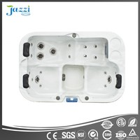 JAZZI (Factory Price ) China Supplier Spa Pool With Sex Massage Hot TubSKT335E