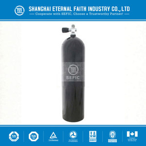 Export to Thailand China Made Carbon Fiber Composite Cylinder, Composite Scuba Gas Tank