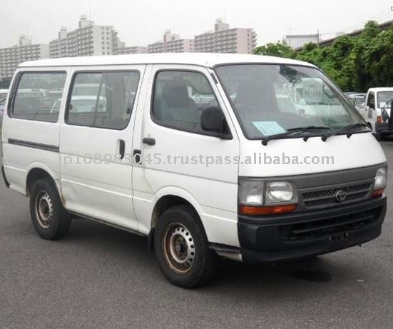 Toyota Hiace Van Japanese used van Japanese used cars