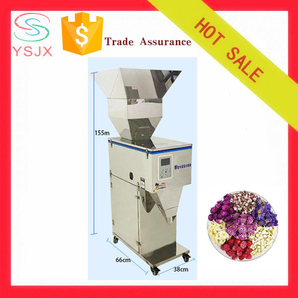 automatic weighing vegetable seeds packing filling machine