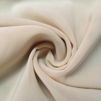 power mesh fabric composition for outdoor shapewear garments