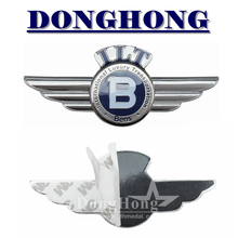 custom ABS car logo sticker emblem