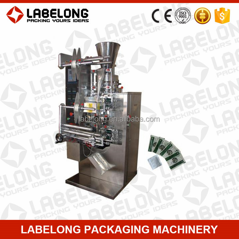 Automatic Lipton tea bag packing machine with two layers