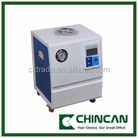 DLK series Chiller Low Temperature Cooling water pump Machine Pump with Microcomputer control temperature -40C LCD display