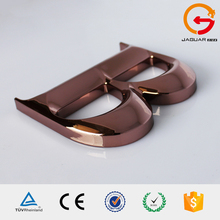 Manufacture supply custom different styles laser cutting alphabet letters