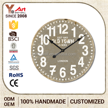 Modern Kitchen Clocks Make Your Own Design Home Decoration Old Town Clock