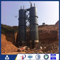 High Quality PLC Controled Vertical Shaft Lime Kiln For Lime Factory