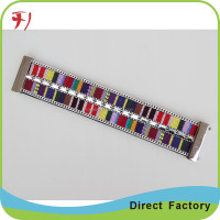 imported wristbands leather for making bracelets