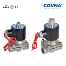 water shut off 40mm solenoid valve air line solenoid valve