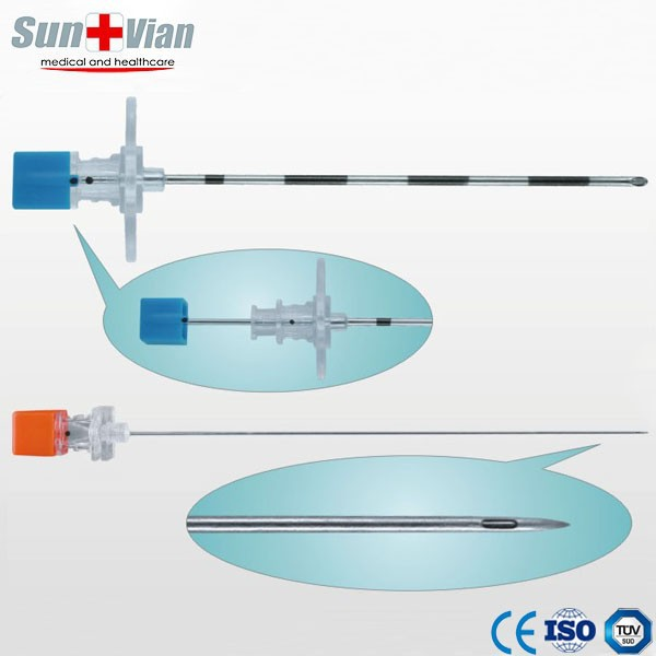 Sterilized Disposable Spinal Needle epidural needle
