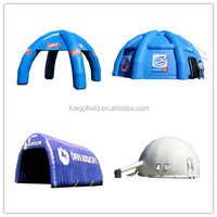 2015 New design inflatable pool tent