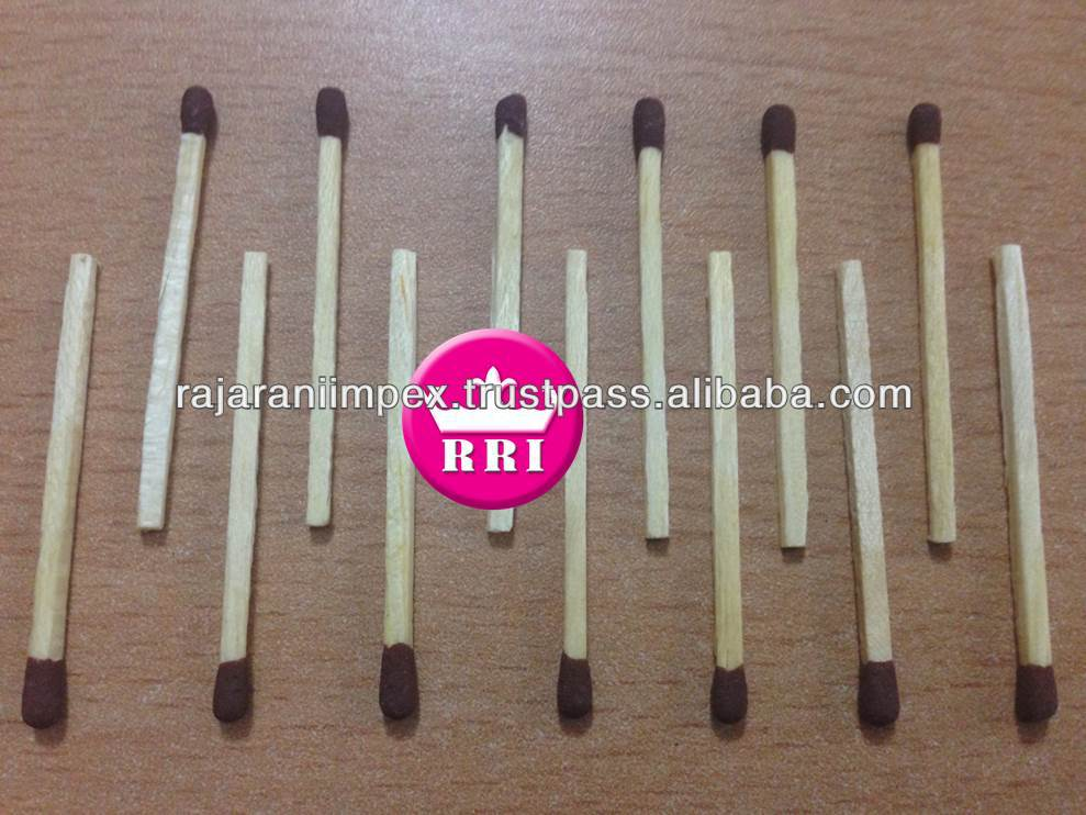 Best Quality Wax Matches for Sale