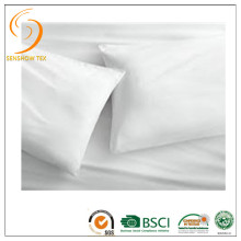 100% Cotton Percale White Hotel Hospital Pillowcases