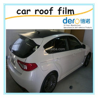 DERO auto roof,car body protection film