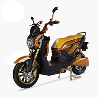 Reliable Chopper Super Power 2000W Electric Motorcycle