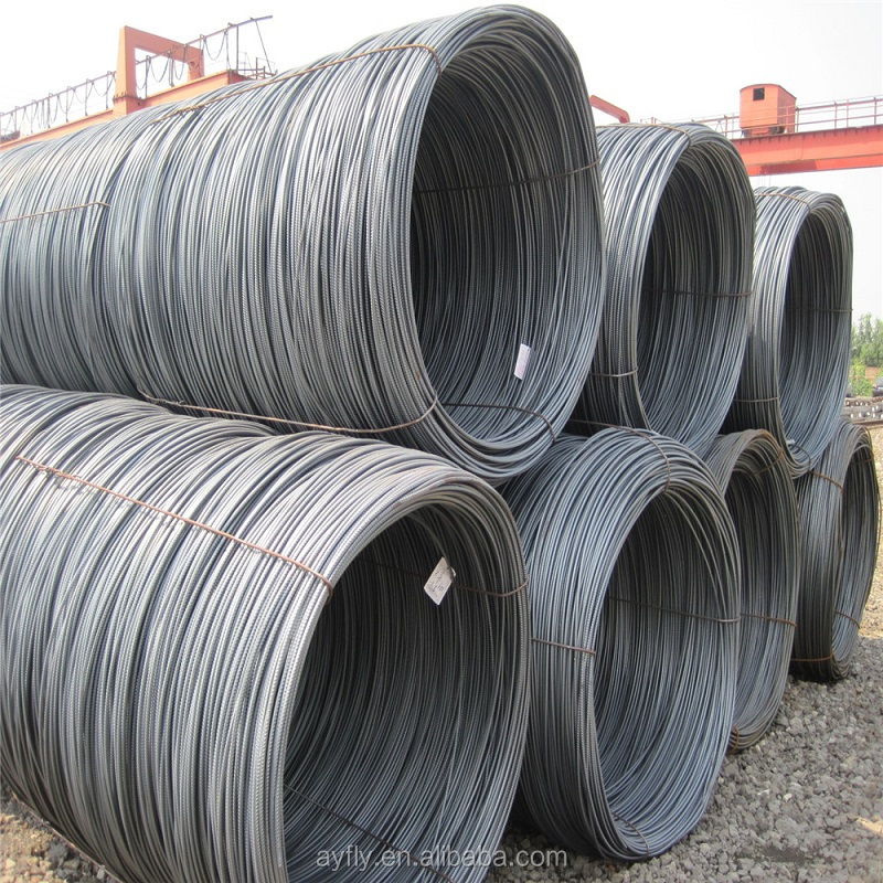 Galvanized Steel Wire Rod 12mm Strand