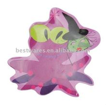 Food safety cute design halloween melamine plastic fruit tray