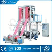 Blowing Pe Plastic Film Extrusion Machine